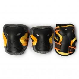 Набор защиты для коленей, локтей и запястий DEFENCE