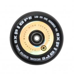 Колеса для  трюковых самокатов SCOOTER WHEEL 100 +abec литой пластик